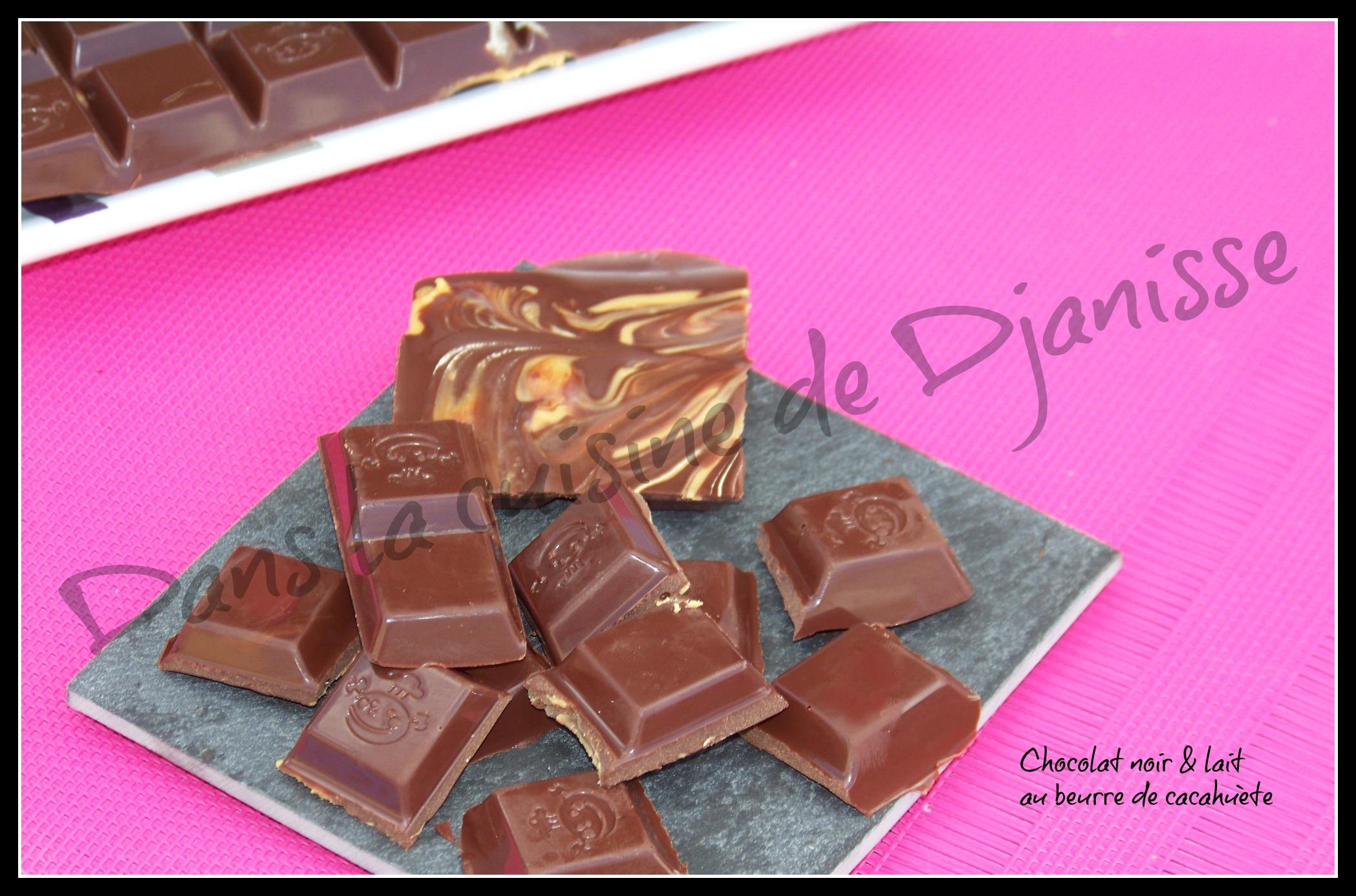 chocolat noir blanc au beurre de cacahu te recette v g talienne. Black Bedroom Furniture Sets. Home Design Ideas