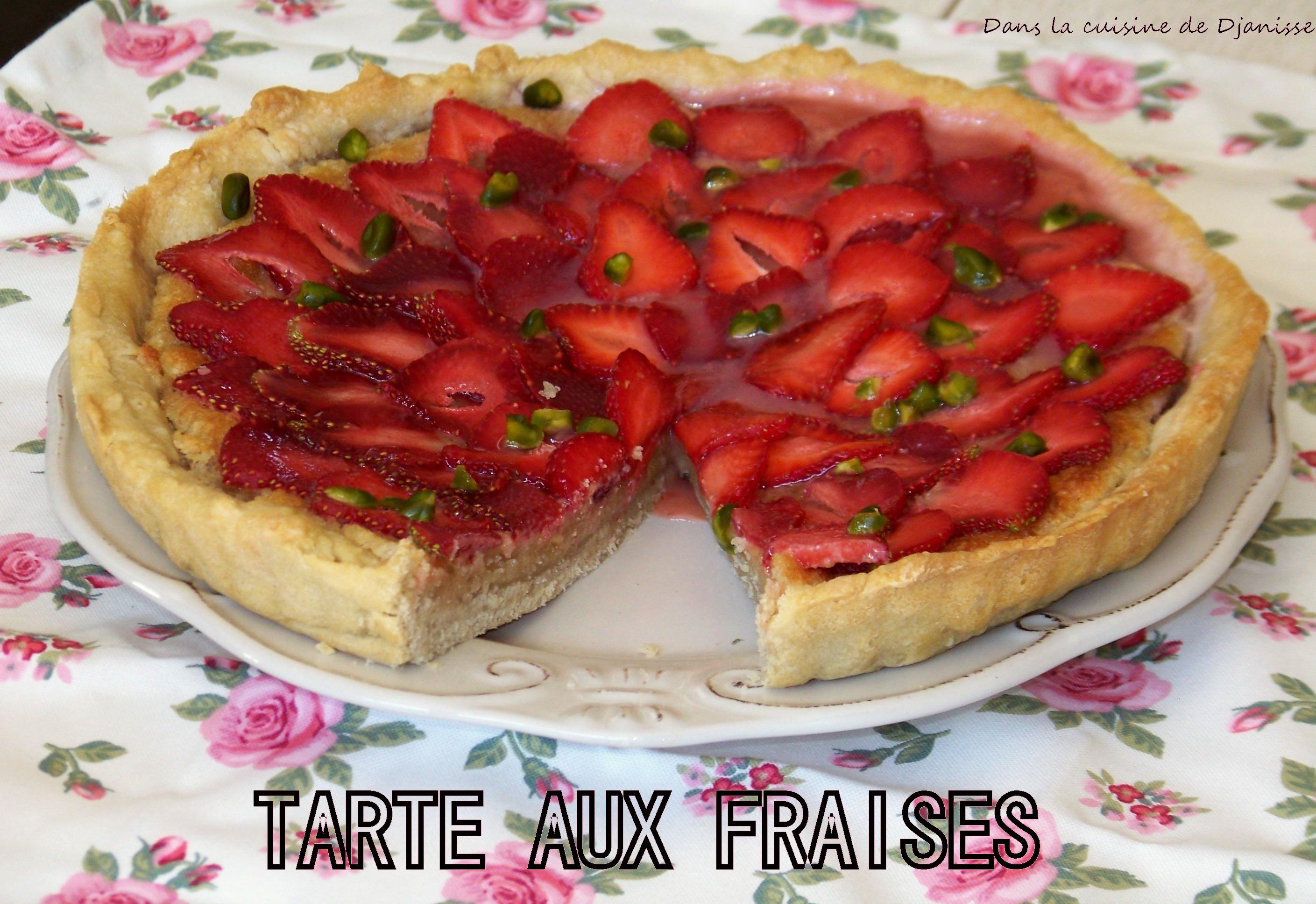 Tarte Aux Fraises Vegetalienne Recipes — Dishmaps