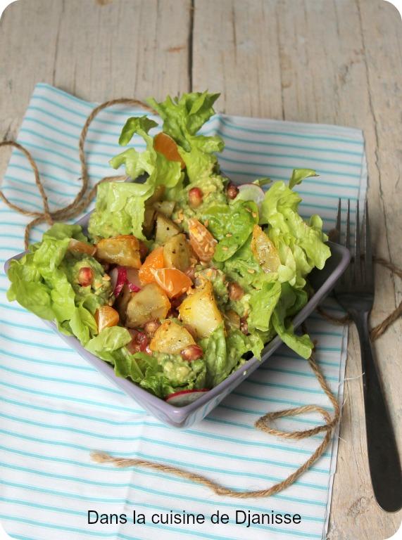 salade vitaminee