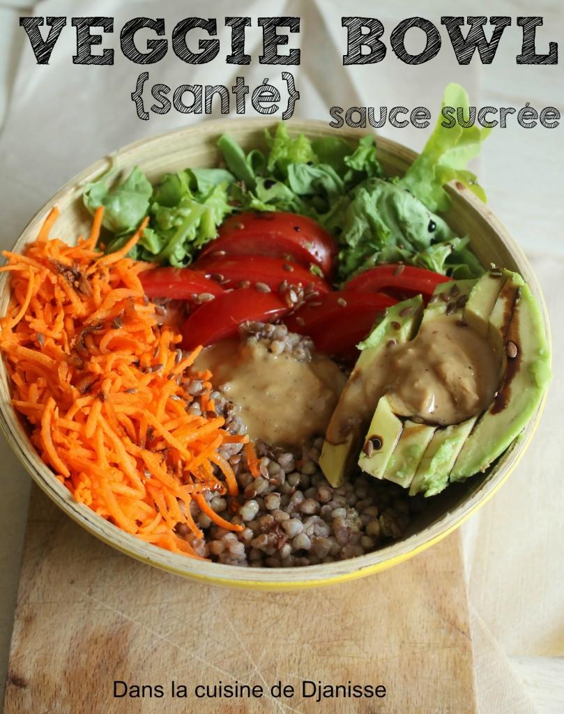 veggie bowl santé